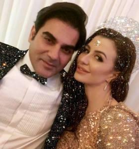 Giorgia Andriani Boyfriend Arbaaz Khan