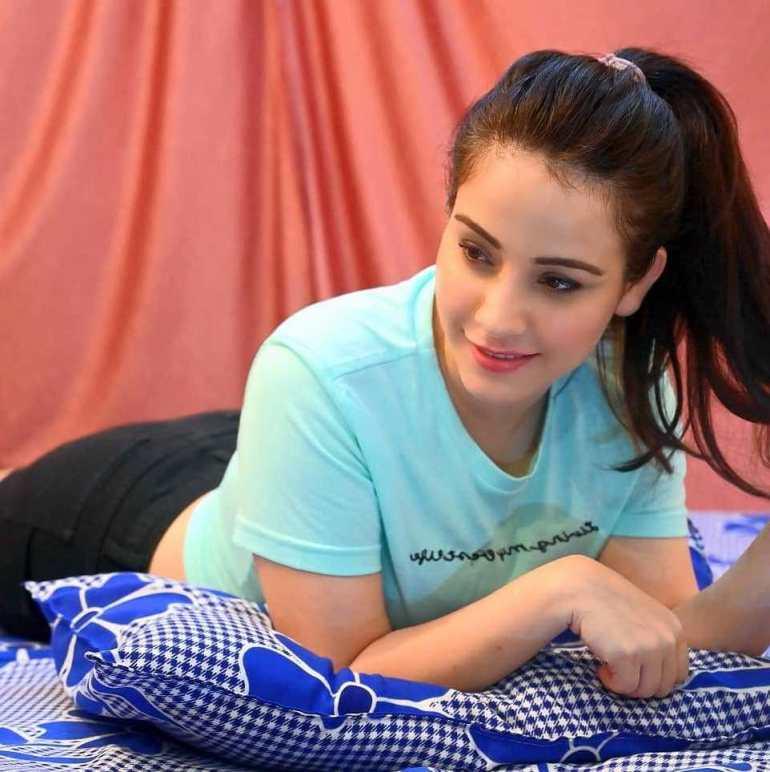 Ruby Bharaj Hot