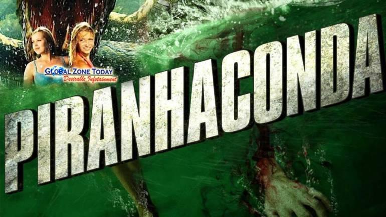 Piranhaconda (Hollywood Movie)