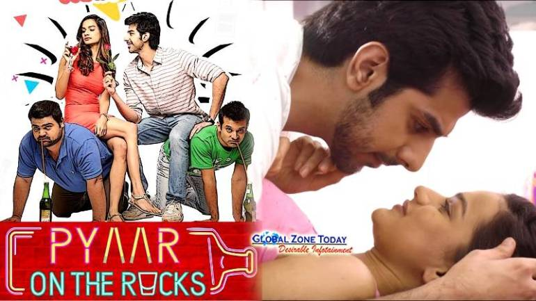 Pyaar On The Rocks (Hindi Web Series)