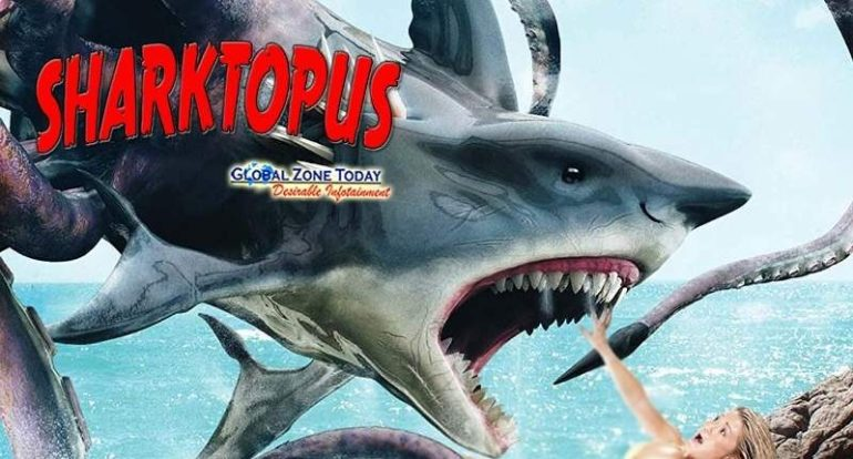Sharktopus (Hollywood Movie)