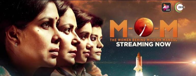 M.O.M. - Mission Over Mars (Hindi Web Series)