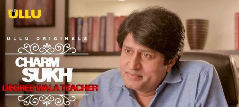 Charmsukh (Degree Wala Teacher)