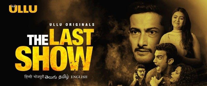 The Last Show (Hindi Web Series)