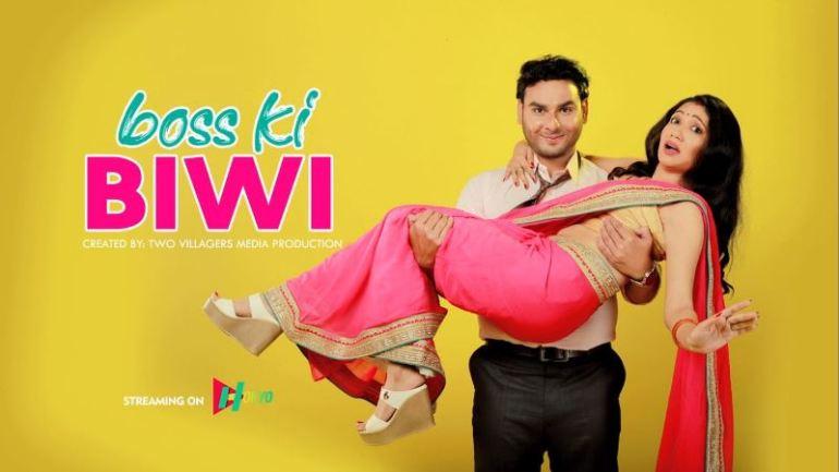 Boss Ki Biwi (Hindi Web Series)