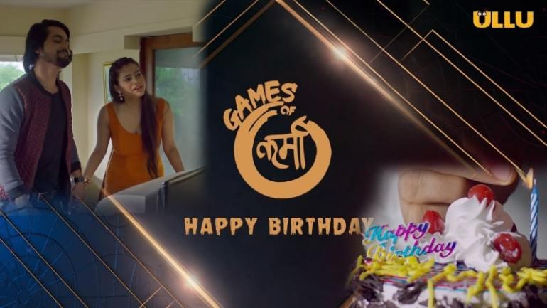 Games Of Karma (Happy Birthday)