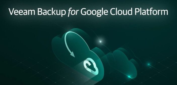 Veeam Backup for Google Cloud