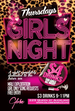 Thursday Girls Night