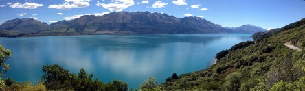 On the road to Glenorchy