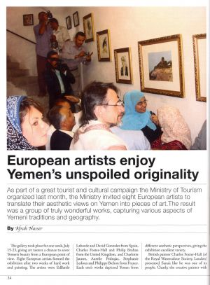 Yemen Today (YEMEN) Septembre 2010