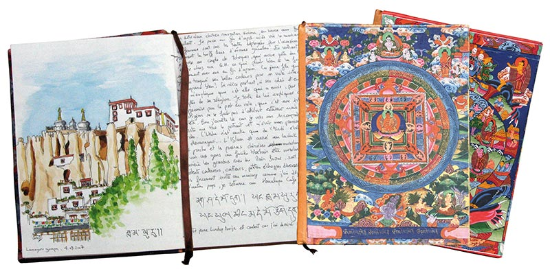 Carnets originaux Ladakh