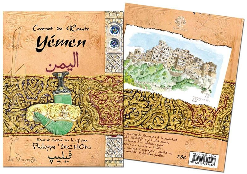 Carnet de route Yémen Philippe Bichon