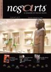 couverture magazine Nos Arts 2010