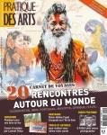 couverture magazine pratique des arts HS 51