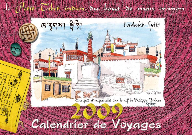 calendrier 2009 Ladakh