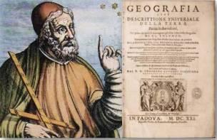 Resultado de imagen para Geographia de Ptolomeo