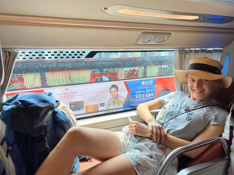 Se rendre dans le delta du Mékong : bus entre Ho Chi Minh et Can Tho