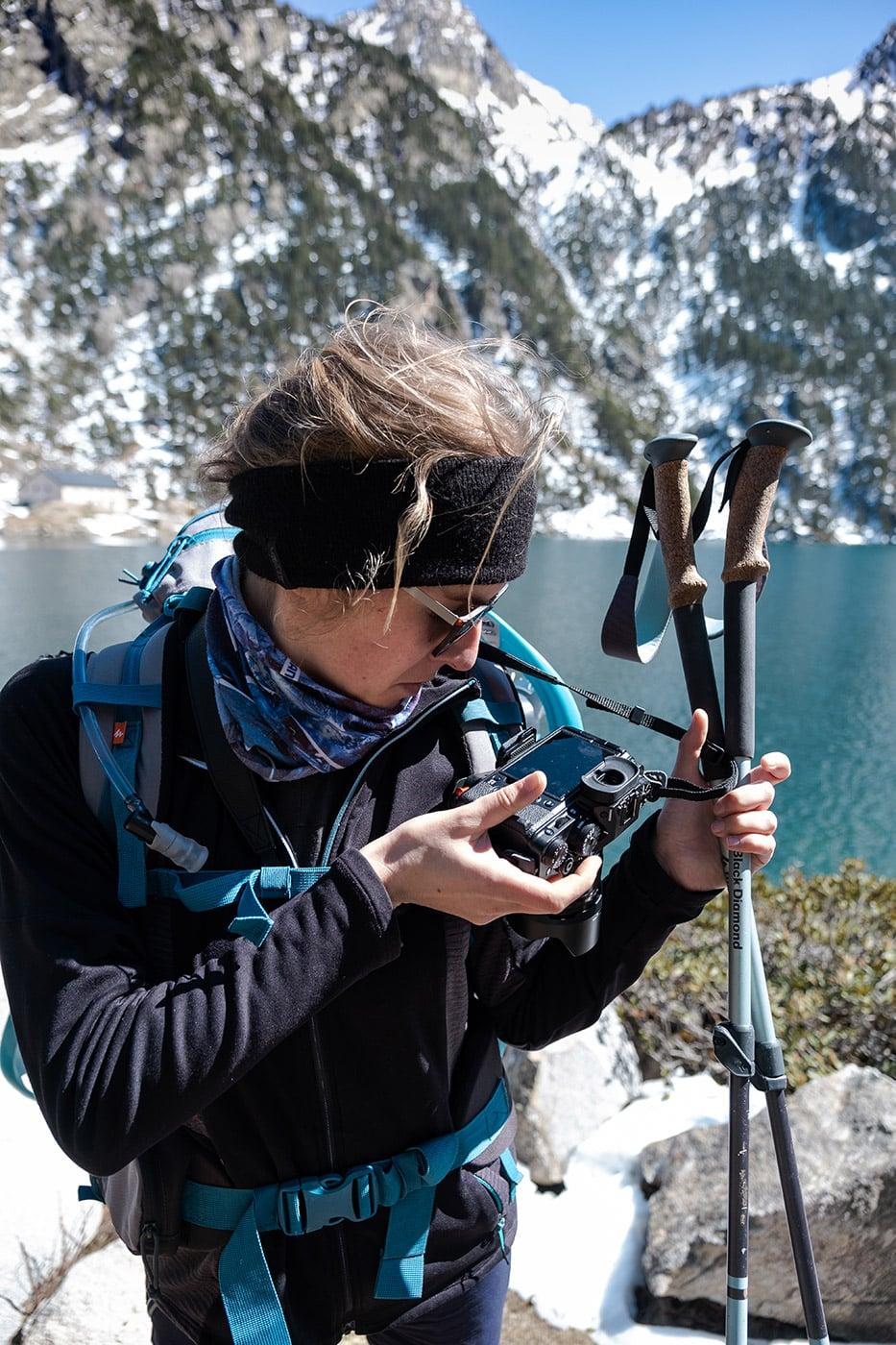Blog de randonnée lac de gaube refuge des oulettes