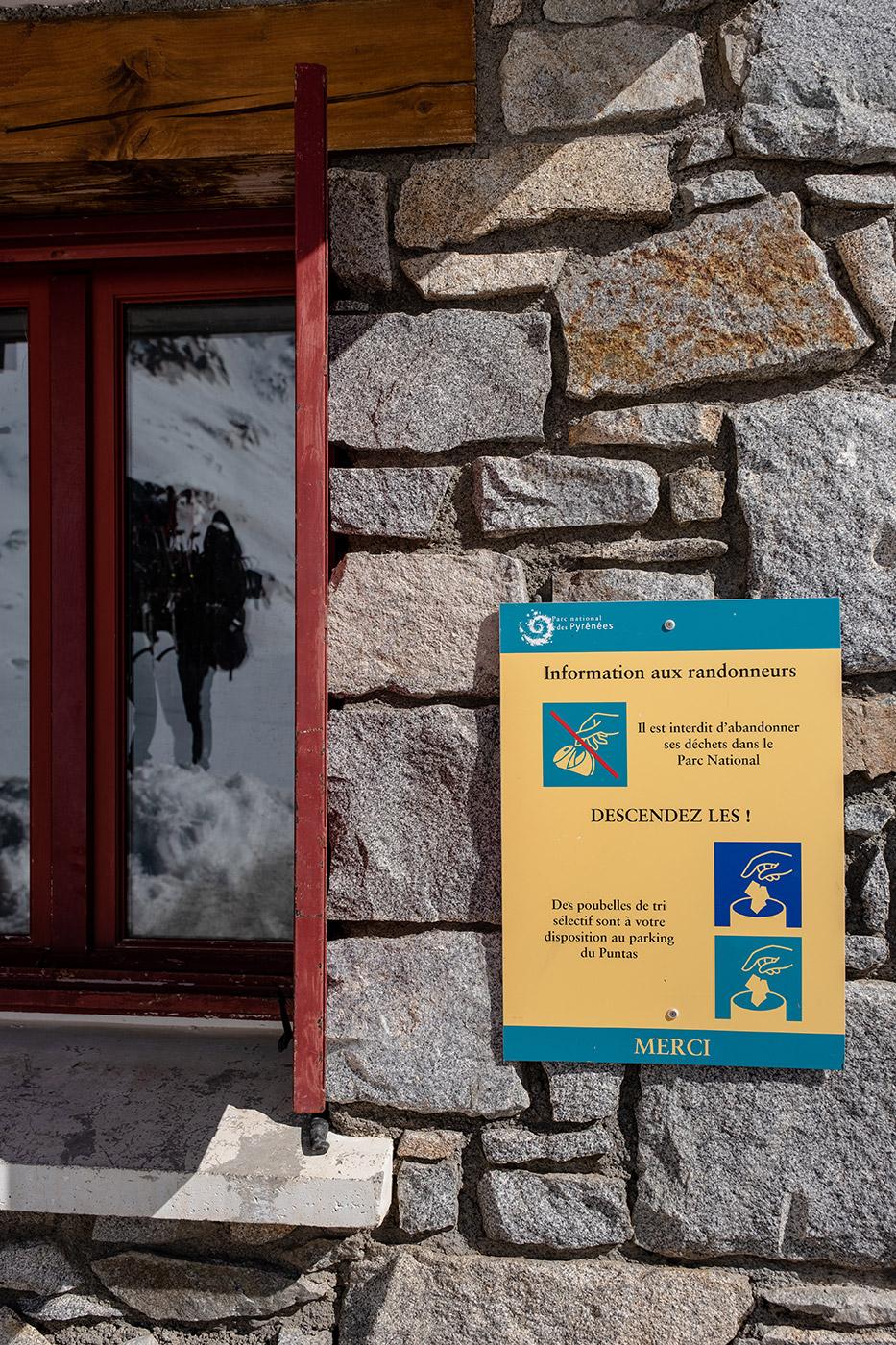 refuge des oulettes parc national des pyrénées