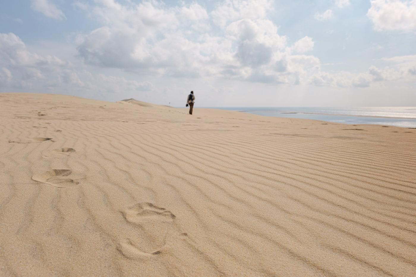 Dune du Pilat et Bassin d'arcachon en camping car