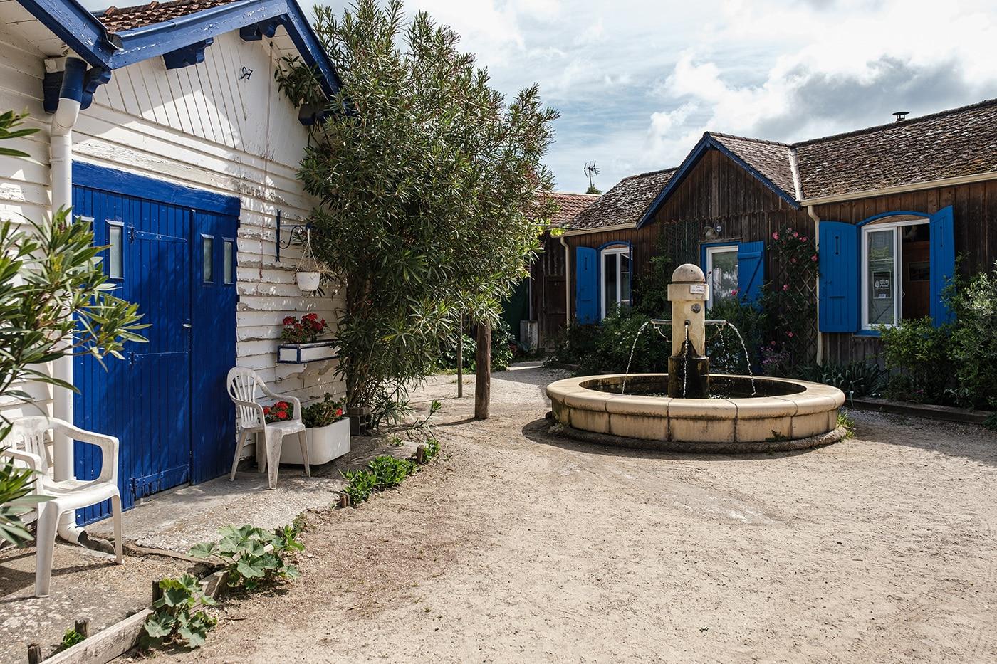 village de lherbe cap ferret road trip bassin d'arcachon