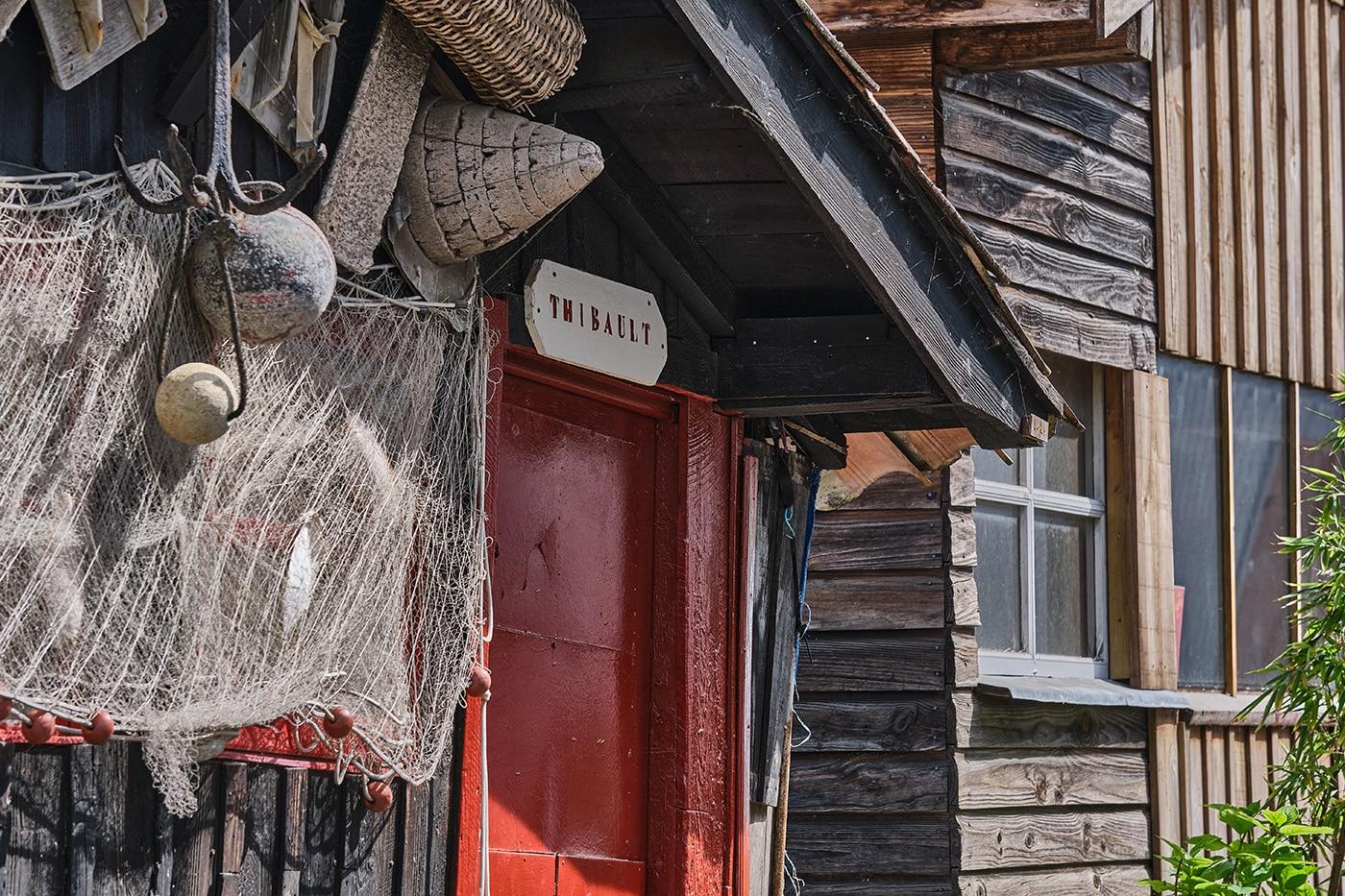 cabane village de lherbe cap ferret road trip bassin d'arcachon