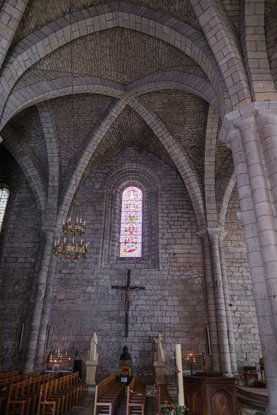 Basilique Rocamadour