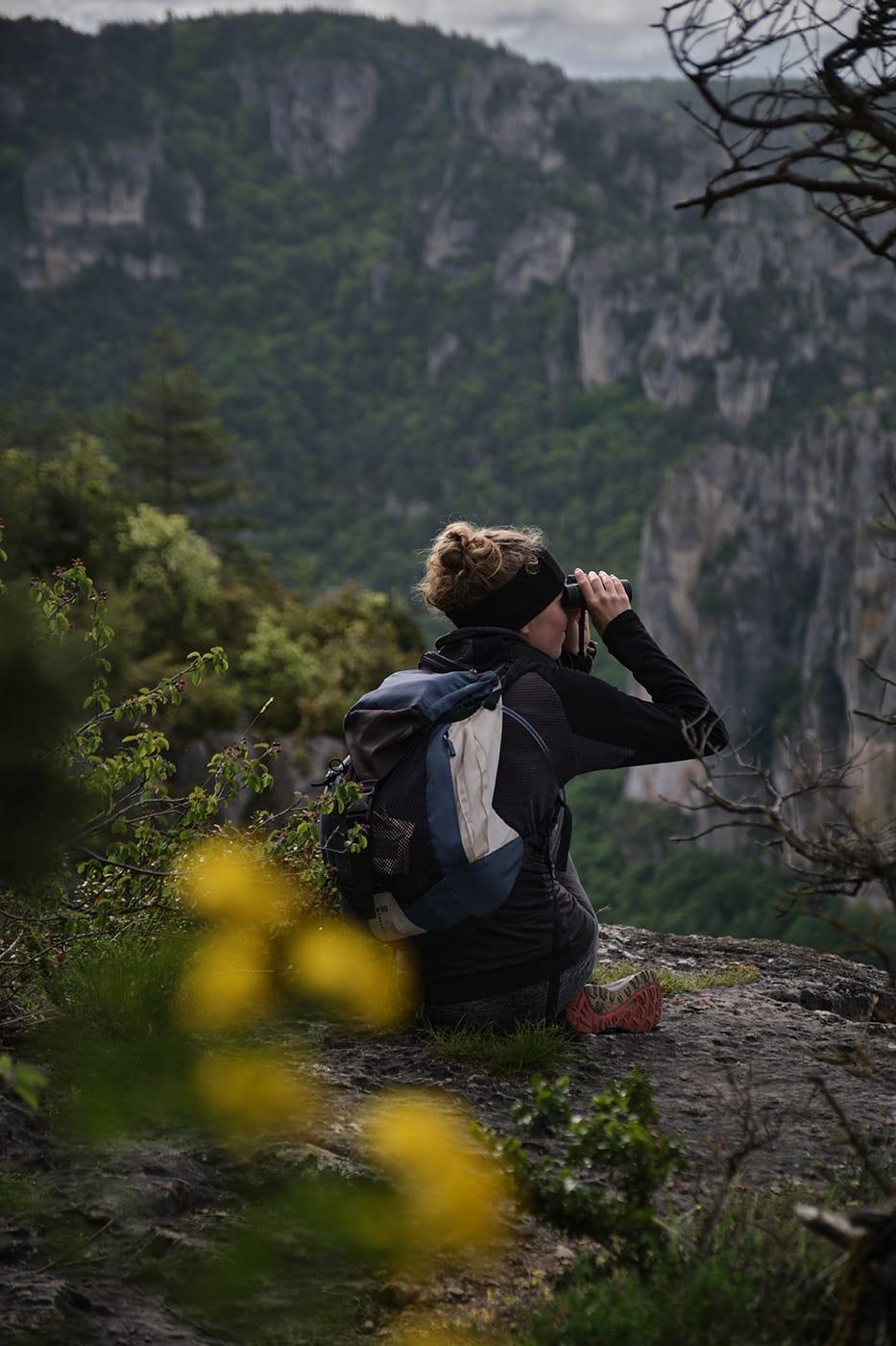 Randonnée dans les Gorges de la Jonte en Lozère