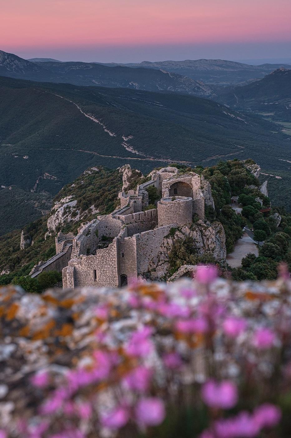 Visiter le Château de Peyrepetuse