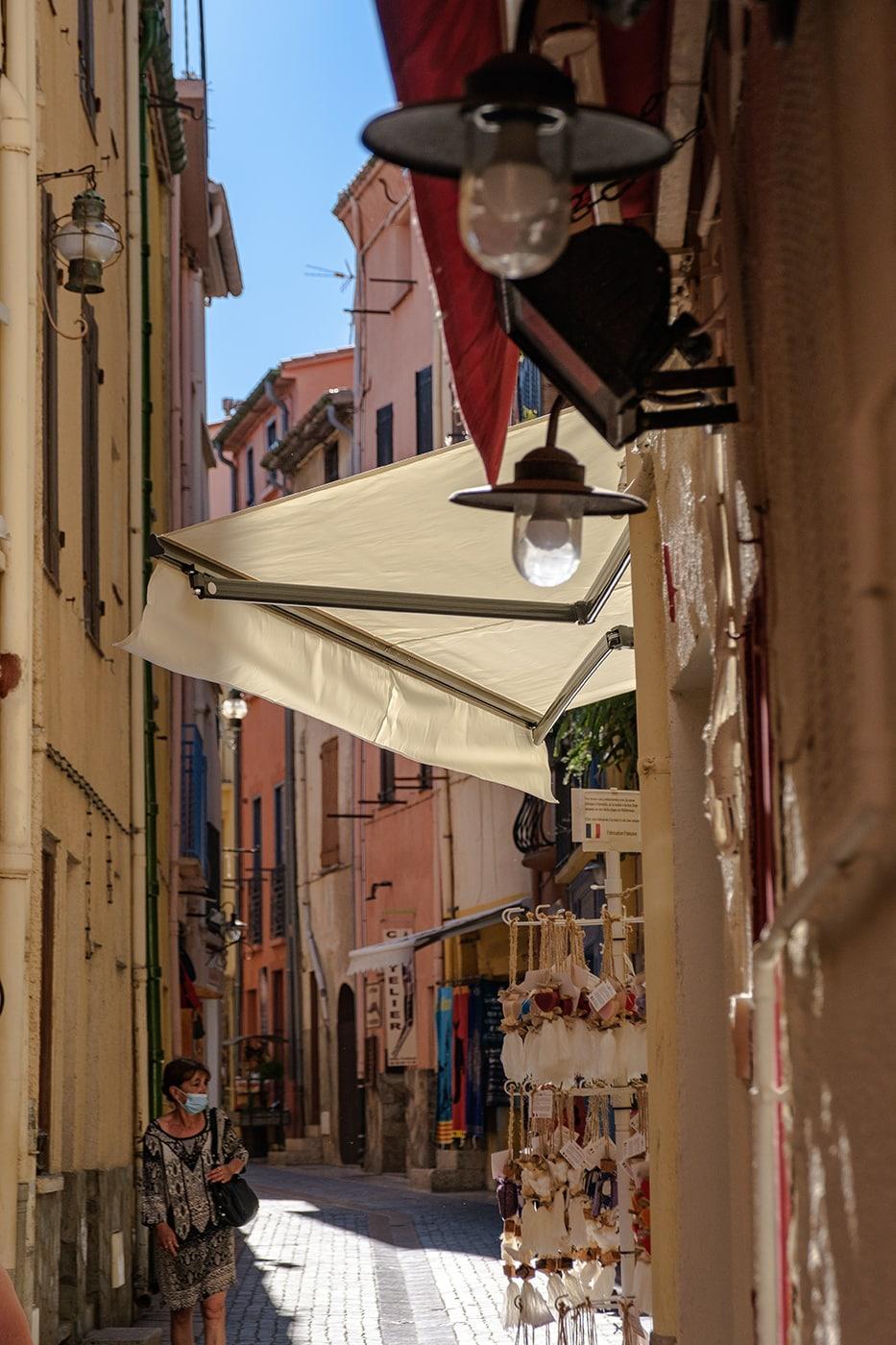 Ruelles du village Collioure