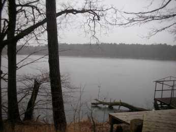 The Lake in Wintertime