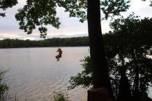 The Monkey Swing in use