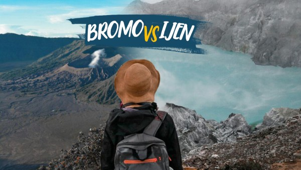 Mount Bromo and Ijen Crater Indonesia