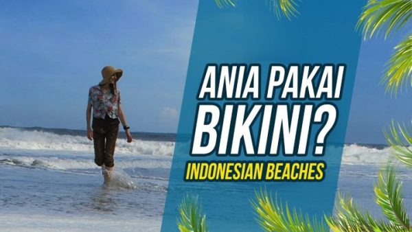 Indonesian beaches - Globe in the Hat