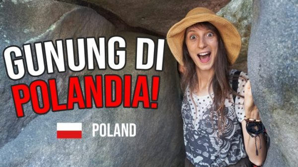 Vlog Gunung Polandia Vlog Globe in the Hat Ania Tomczak