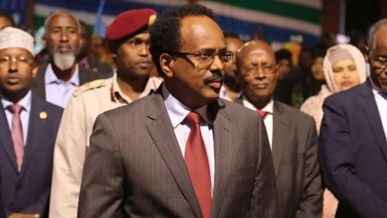 Mohamed Abdullahi Farmaajo