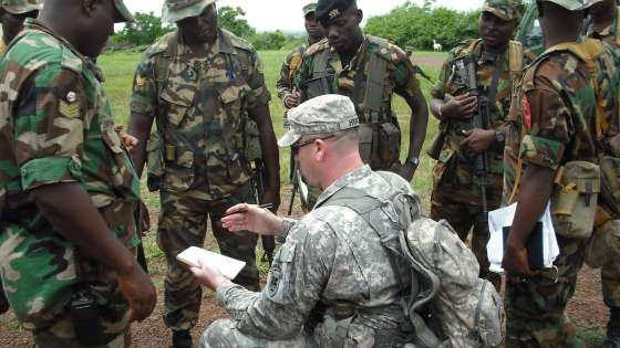 us troops africa