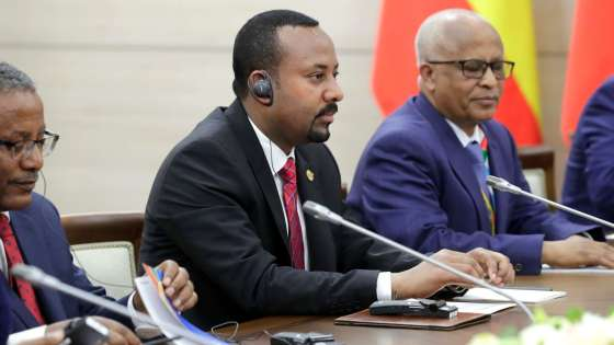 ethiopia abiy ahmed civil war