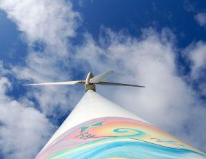 najwyższa turbina wiatrowa