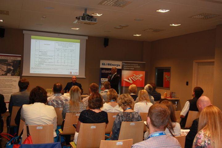 Publiczność podczas XVII Forum Energia w Gminie