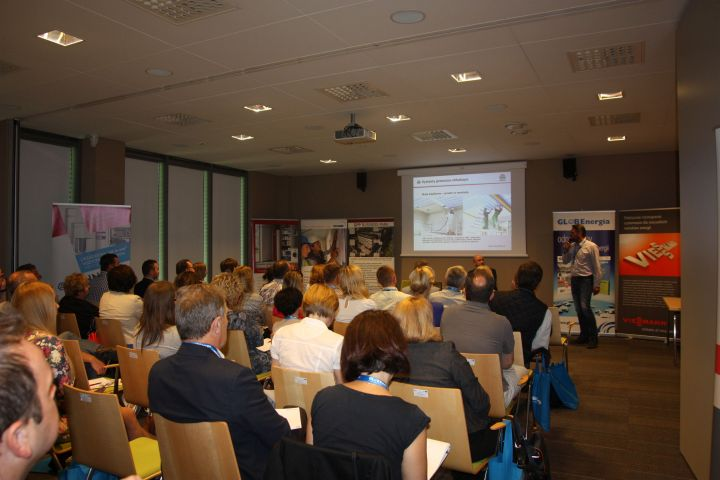 Publiczność podczas Forum Energia w Gminie w Katowicach