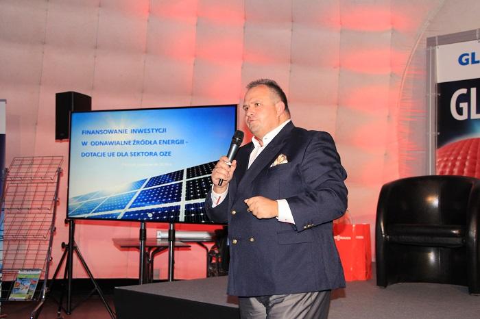 Piotr Ostrowski, Europrojekty Consulting Ltd.