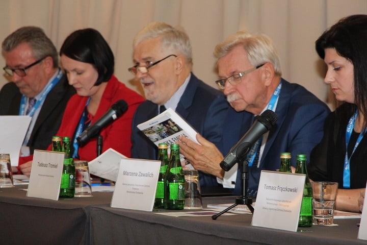 Kazimierz Barczyk – Przewodniczący Stowarzyszenia Gmin i Powiatów Małopolski, Federacji Regionalnych Związków Gmin i Powiatów RP