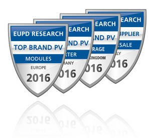 EuPD Research Top Brand PV 2016