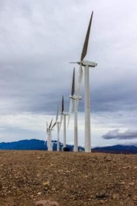 Turbiny wiatrowe Lake Turkana Wind Power Project