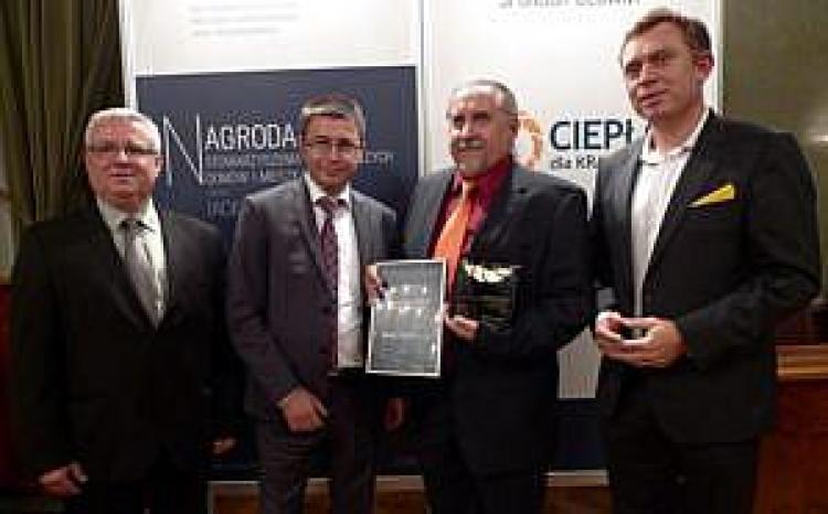 Nagroda dla WawelService