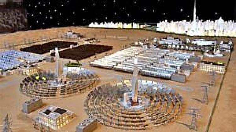 Dubai Electricity and Water Authority współpracuje z organizacjami międzynarodowymi, aby badać możliwości odsalania wody morskiej z wykorzystaniem energii słonecznej