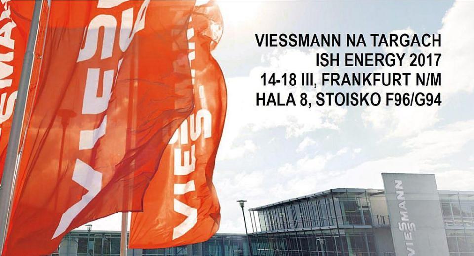 Viessmann Targi ISH Energy 2017
