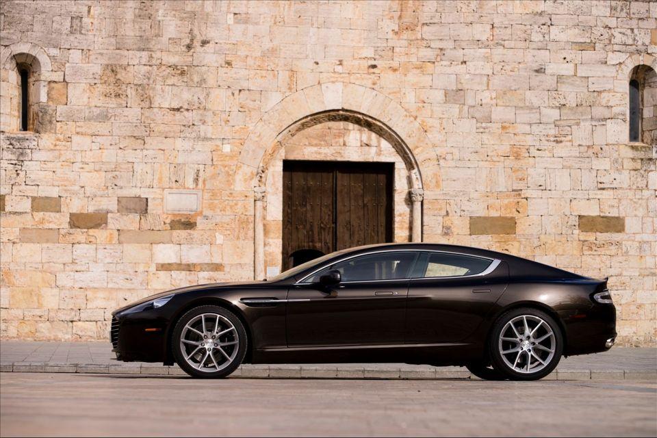 Aston Martin, Rapide