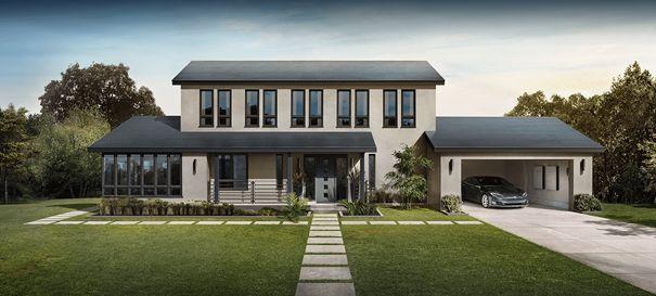 tesla, solar roof, powerwall
